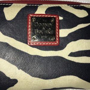 Dooney & Bourke Bags - Dooney & Bourke leather animal print wallet